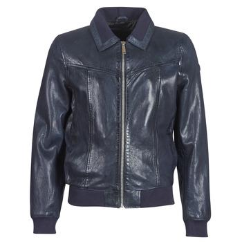 Ruhák Férfi Bőrkabátok / műbőr kabátok Redskins RUBBETS Tengerész