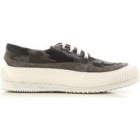 Cipők Férfi Rövid szárú edzőcipők Hogan HXM2580AF90ITJ0QC3 color Mimetico