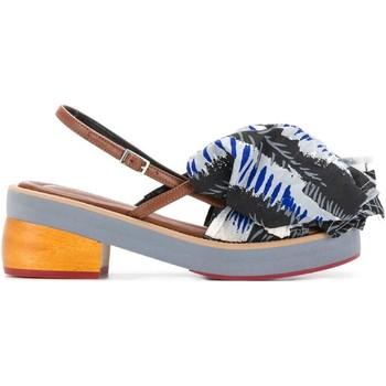 Cipők Női Szandálok / Saruk Marni SAMSY09G06TCW04 multicolore