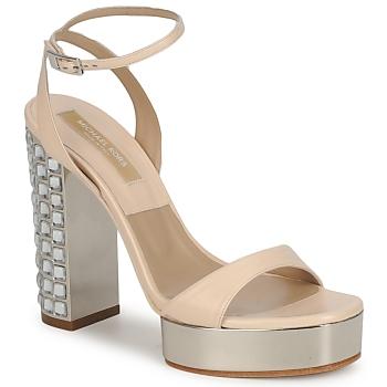 Cipők Női Szandálok / Saruk Michael Kors 17181 Rózsaszín