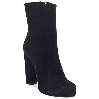 Shoes Női Bokacsizmák Michael Kors 17071 Fekete