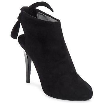 Shoes Női Bokacsizmák Michael Kors 17124 Fekete