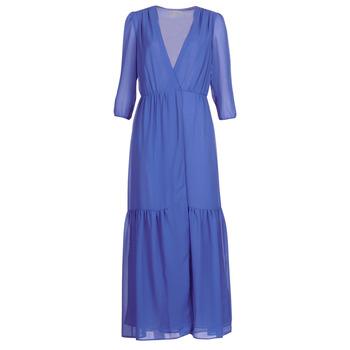 Ruhák Női Hosszú ruhák See U Soon GARAGADE Kék