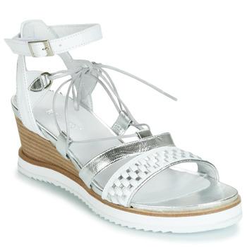 Cipők Női Szandálok / Saruk Regard RAXAF V1 TRES ALFA BLANC Fehér
