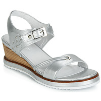 Cipők Női Szandálok / Saruk Regard RAXALI V3 ECLAT ARGENT Ezüst