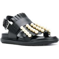 Cipők Női Szandálok / Saruk Marni FBMSY13G01LV734 nero