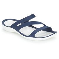 Cipők Női Szandálok / Saruk Crocs SWIFTWATER SANDAL W Tengerész