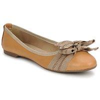 Shoes Női Balerina cipők / babák StylistClick LUNA Barna