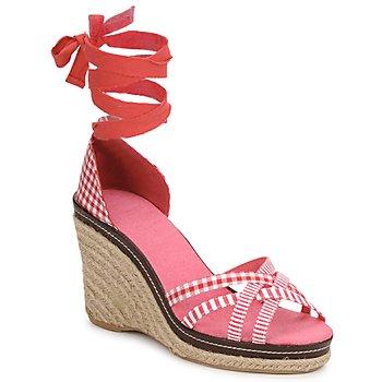 Cipők Női Szandálok / Saruk StylistClick ANGELA Piros