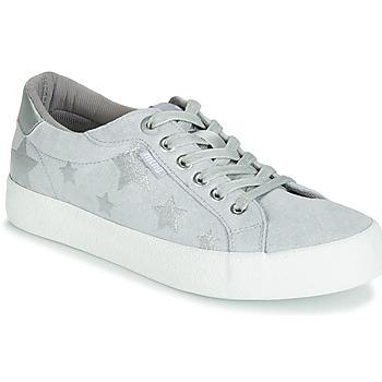 Cipők Női Rövid szárú edzőcipők MTNG ROLLING Kék / Égkék