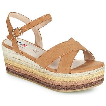 Cipők Női Szandálok / Saruk MTNG SOCOTRA3 Barna