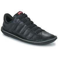 Cipők Férfi Rövid szárú edzőcipők Camper BEETLE Fekete