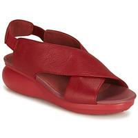Cipők Női Szandálok / Saruk Camper BALLOON Piros