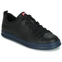 Cipők Férfi Rövid szárú edzőcipők Camper RUNNER 4 Fekete