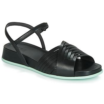 Cipők Női Szandálok / Saruk Camper ATONIK Fekete
