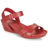 Cipők Női Szandálok / Saruk Camper Micro Piros