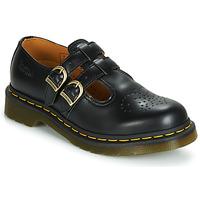 Cipők Női Oxford cipők Dr Martens 8066 Mary Jane Fekete