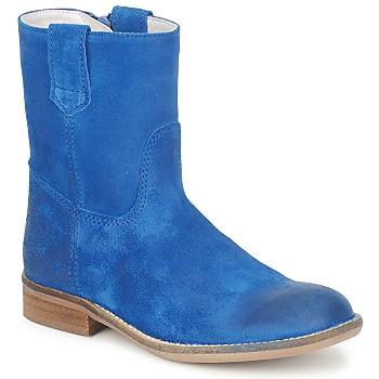 Cipők Lány Csizmák Hip DIRAN Kék