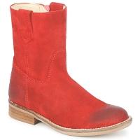 Cipők Lány Csizmák Hip DIRAN Piros