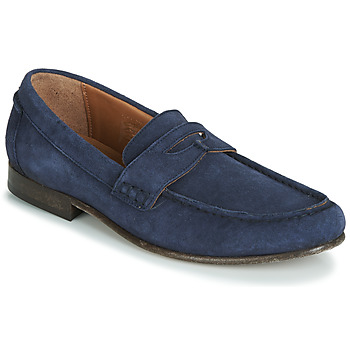 Cipők Férfi Mokkaszínek Hudson SEINE Kék