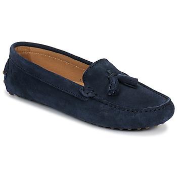 Cipők Női Mokkaszínek Casual Attitude JALAYALE Tengerész