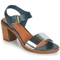Cipők Női Szandálok / Saruk Casual Attitude JALAYEVE Kék / Ezüst
