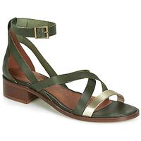 Cipők Női Szandálok / Saruk Casual Attitude COUTIL Zöld