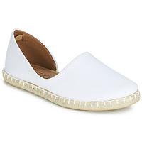 Cipők Női Gyékény talpú cipők Casual Attitude JALAYIVE Fehér