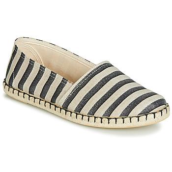 Cipők Női Gyékény talpú cipők Casual Attitude JALAYIBE Fehér / Kék