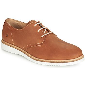 Cipők Férfi Oxford cipők Casual Attitude JALAYIME Konyak
