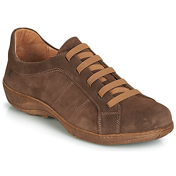 Cipők Férfi Oxford cipők Casual Attitude JALIYAFE Barna
