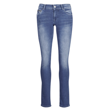 Ruhák Női Slim farmerek Pepe jeans NEW BROOKE POWER FEX Kék / Uc1