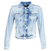Ruhák Női Farmerkabátok Pepe jeans CORE Kék / Tiszta / Md0