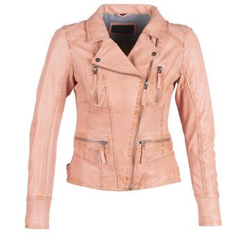 Ruhák Női Bőrkabátok / műbőr kabátok Oakwood CAMERA Barack
