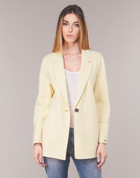 Ruhák Női Kabátok / Blézerek Oakwood OSLO Citromsárga / Tiszta