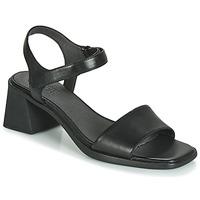 Cipők Női Szandálok / Saruk Camper KAROLINA Fekete