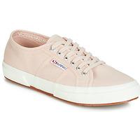 Cipők Női Rövid szárú edzőcipők Superga 2750 COTU CLASSIC Rózsaszín