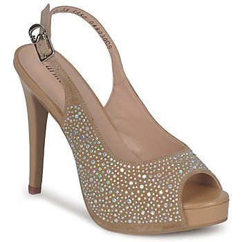Cipők Női Szandálok / Saruk Carmen Steffens NIMEA Barna