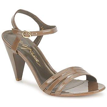 Cipők Női Szandálok / Saruk Espace LASTY Homokszín