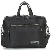 Táskák Férfi Aktatáskák / Irattáskák Calvin Klein Jeans PRIMARY 1 GUSSET LAPTOP BAG Fekete