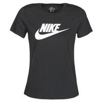 Ruhák Női Rövid ujjú pólók Nike NIKE SPORTSWEAR Fekete
