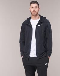Ruhák Férfi Pulóverek Nike MEN'S NIKE DRY TRAINING HOODIE Fekete
