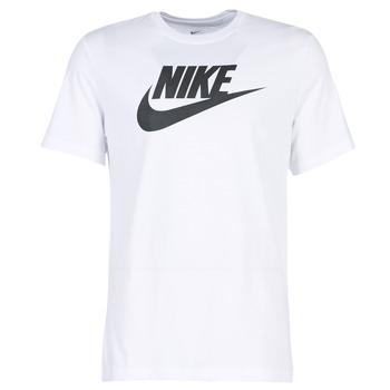 Ruhák Férfi Rövid ujjú pólók Nike NIKE SPORTSWEAR Fehér
