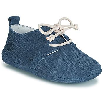 Cipők Fiú Mamuszok Citrouille et Compagnie JATATA Kék