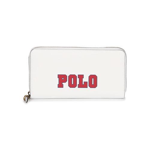 Táskák Női Övtáskák Polo Ralph Lauren POLO SLGS Fehér