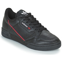Cipők Férfi Rövid szárú edzőcipők adidas Originals CONTINENTAL 80 Fekete
