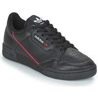 Cipők Rövid szárú edzőcipők adidas Originals CONTINENTAL 80 Fekete