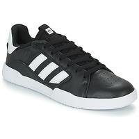Cipők Férfi Rövid szárú edzőcipők adidas Originals VRX LOW Fekete