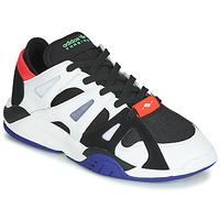 Cipők Férfi Rövid szárú edzőcipők adidas Originals DIMENSION LO Fehér