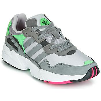 Cipők Férfi Rövid szárú edzőcipők adidas Originals FALCON Fehér